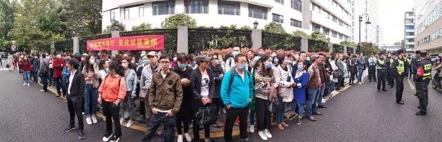 杭州P2P受害者維權 被迫簽協議