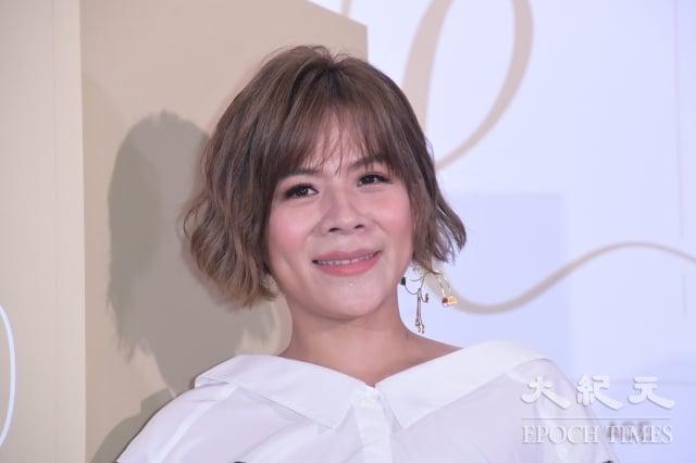 「我愛江美琪」台北演唱會公布記者會17日於台北舉行。(記者黃宗茂/攝影)