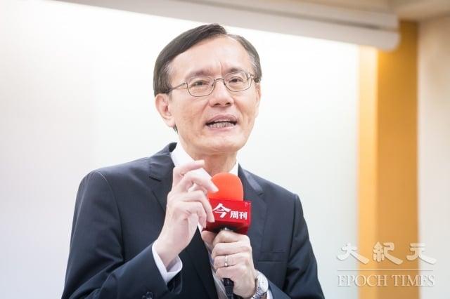 資策會MIC資深總監陳子昂。圖為資料照。(記者陳柏州/攝影)
