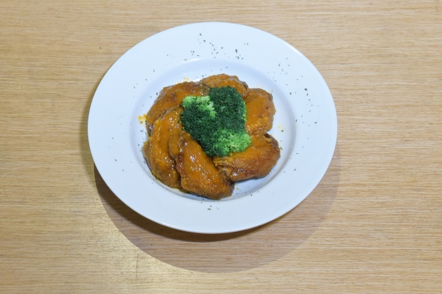 辣味雞翅(攝影/黃宗茂)