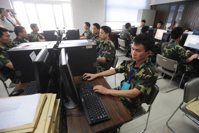 劉世芳指出,網軍試圖影響台灣選舉,扶植2020年親北京政權,作法包含捏造謠言,引導風向,製造對立等。(AFP)