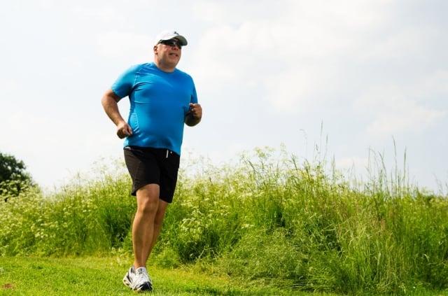 當你發覺身體的機能變好了,你會感覺自己在「掌控」運動。(Fotolia)