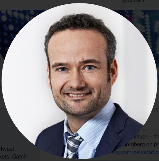 丹麥丹斯克銀行首席分析師梅倫(Allan von Mehren)(梅倫推特)