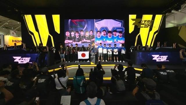 台灣電競代表隊因登記比賽區域問題,遭判失去比賽資格,在各界關注下,主辦單位提出補救措施,重新讓該隊伍取得比賽資格,對此,團隊成員向各界表示感謝,並說他們會好好練習。