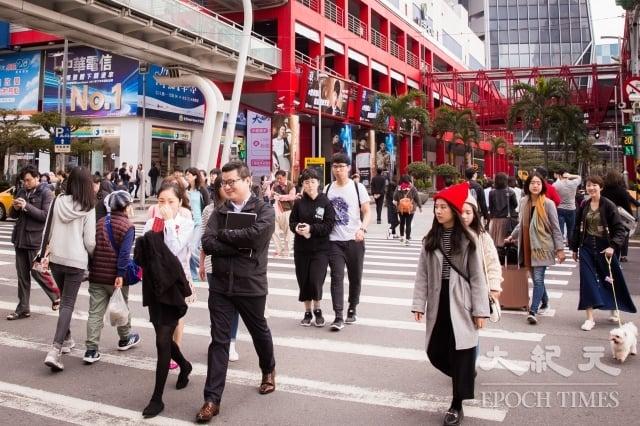 台灣經濟研究院預測2018年經濟成長率為2.57%,但2019年經濟成長率僅2.2%。圖為示意照。(記者陳柏州/攝影)