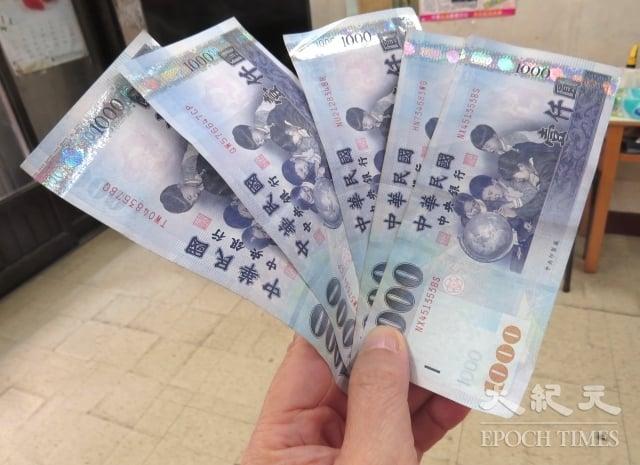 一票五千元更是目前查獲選舉賄選金額最高。(記者徐乃義/攝影)
