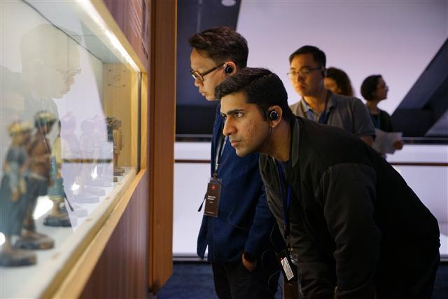 臺博館「發現台灣」常設展展現台灣自然與人文。(臺博館提供)