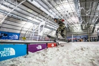 文彥博27歲辭去工作 踏上滑雪之夢
