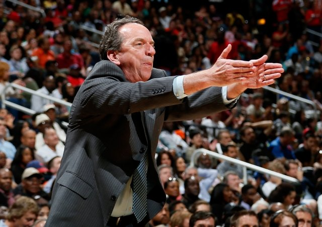 公牛教練鮑藍,圖為資料照。(Getty Images)