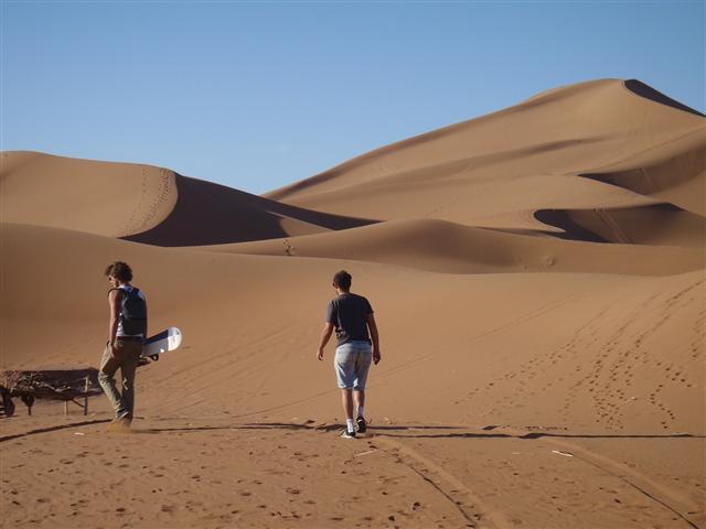 非洲撒哈拉大沙漠。(Pixabay/CC0)