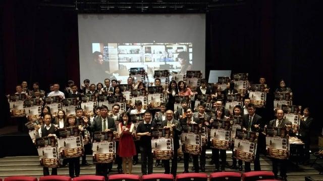 《愛情線索2:奇妙關係》電影首映會(台灣牛角電影提供提供)
