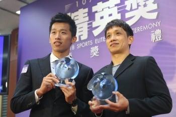 體育運動精英獎 戴資穎、李智凱獲頒最佳運動員