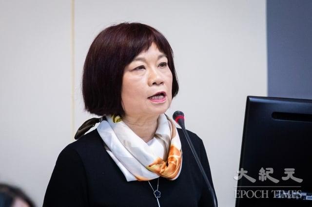 國發會主委陳美伶12日表示,行動方案不會只適用大型企業,也歡迎中小型企業回台。(記者陳柏州/攝影)