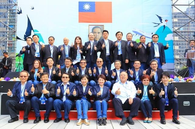 新任市長盧秀燕就職典禮致詞。