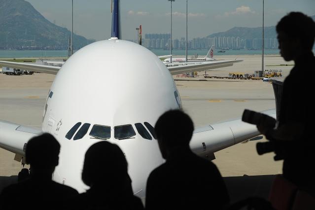 越來越多香港人因為香港的經濟、政治環境惡化而離開。圖為示意圖。(Getty Images)