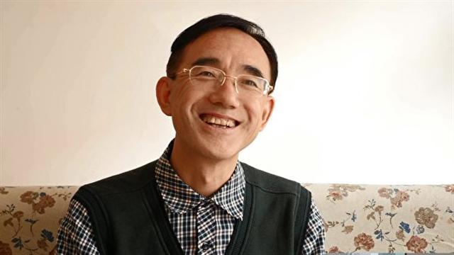孫毅2016年在北京。(作者提供)
