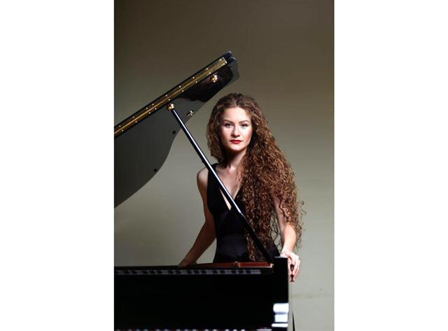 鋼琴家阿希雅‧科利帕諾瓦(Asiya Korepanova)。 (Emil Matveev提供)