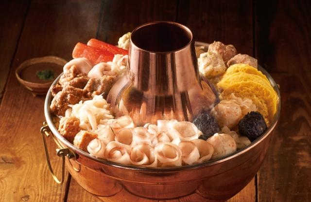 連進酸菜白肉鍋。(7-ELEVEN提供)