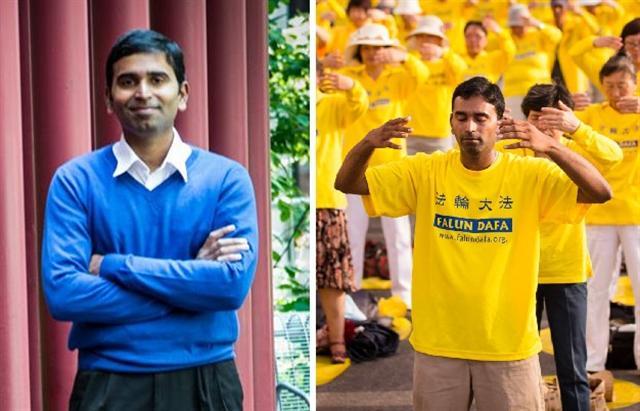 現任微軟高級軟體工程師的蘇曼·斯里尼瓦桑。(Suman Srinivasan提供,戴兵/大紀元)