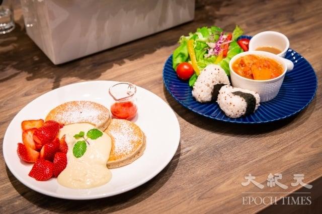 來自日本九州的人氣鬆餅品牌「九州鬆餅」進駐微風南山,並融入台灣在地食材。