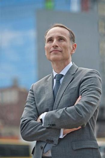 瑞典企業家瓦西柳斯‧祖樸尼第斯。(《品位》雜誌提供)