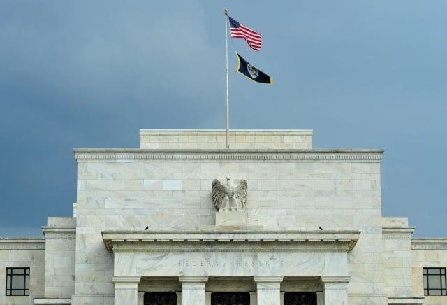 美國聯準會(Fed)近期公布12月的利率決策會議紀錄。圖為美國聯準會大樓。(AFP)
