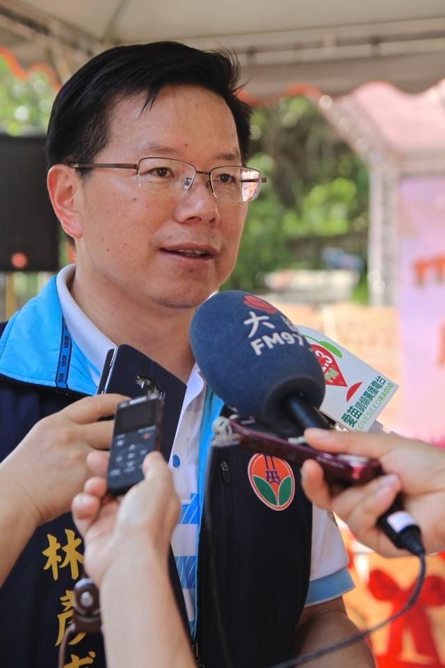 文觀局局長林彥甫邀約全國民眾來苗栗旅遊。