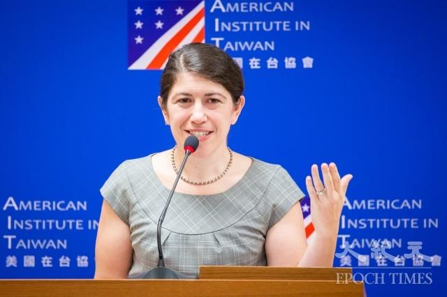 美國在台協會(AIT)發言人孟雨荷(AmandaMansour)10日表示,美國已經清楚向北京表明,必須停止脅迫台灣,並與台灣民選政府恢復對話。圖為資料照。(記者陳柏州/攝影)