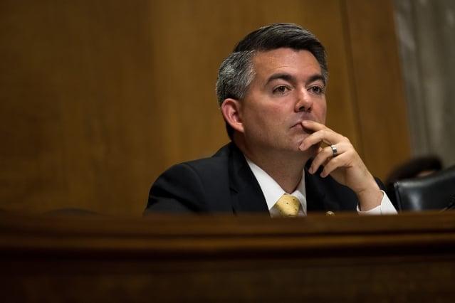 美國參議員賈德納表示,習近平談話顯然是要改變現狀,對美國來說是一記警鐘,也是一種警告。圖為資料照。(Drew Angerer/Getty Images)