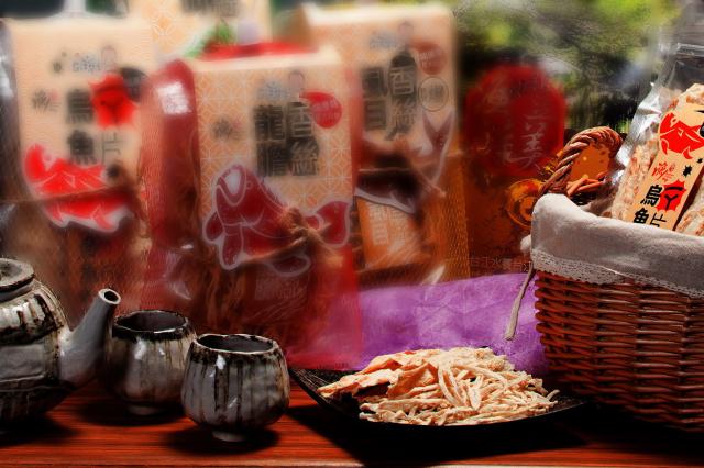 草本香絲讓零嘴產品健康化。(台江提供)