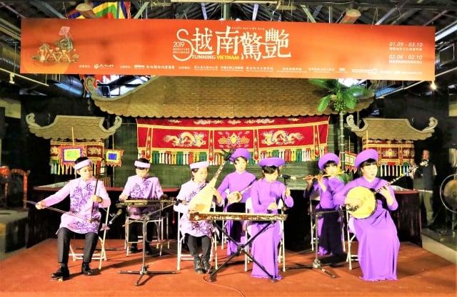 從大年初二到初六共28場越南獨特風情演出及特展供打卡,邀民眾過年走一趟,體驗越南無形文化資產的多元魅力。