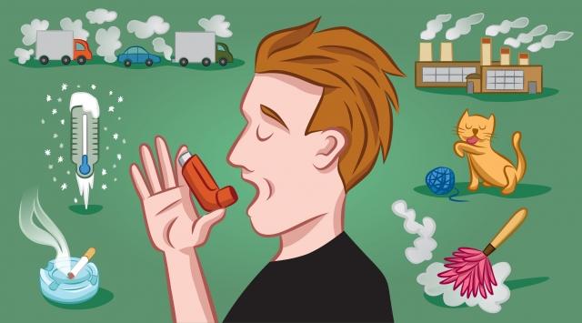 室內環境須保持通風乾燥,溼度宜控制在50~60%,避免塵蟎與黴菌之滋生,也要注意居家整潔,減少蟑螂繁殖。(Fotolia)