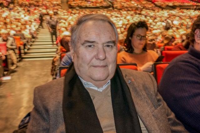 法國企業家Jacques Dupydauby。(記者關宇寧/攝影)