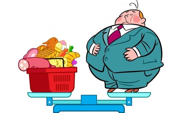 後天型糖尿病的主因,多半是由於飲食、生活型態,甚至壓力過大導致肥胖,進而產生胰島素抗性(insulin resistance)的情況。(123RF)