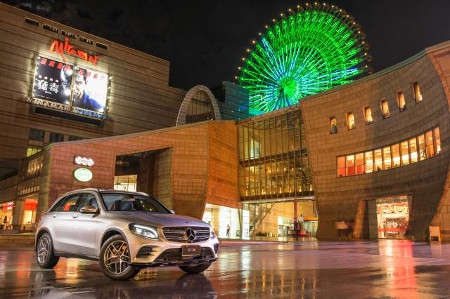 Mercedes-Benz GLC車系兼容美型與機能、科技與性能。(台灣賓士提供)