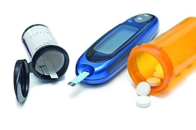 有糖尿病家族病史的人,除了平時調整生活習慣以外,還要養成一個習慣, 就是每年去醫生診所做個體檢,這樣可以早發現早治療。(Fotolia)