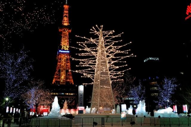 札幌雪祭為日本北海道最具代表性的冬季盛事。(業者提供)