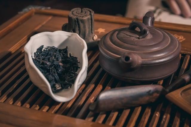 品茶是一種閒適的藝術享受。(Fotolia)