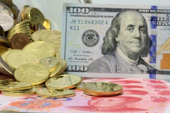 中國社會科學院經濟研究所副所長張曉晶表示,大陸國企和地方政府的槓桿率風險高,二者占實體經濟部門全部債務的近6成。(TPG/Getty Images)