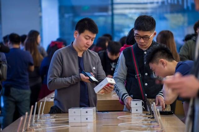 蘋果目前內部也試圖推動應用程式的改革,希望未來能提高營收。圖為示意照。(Getty Images)
