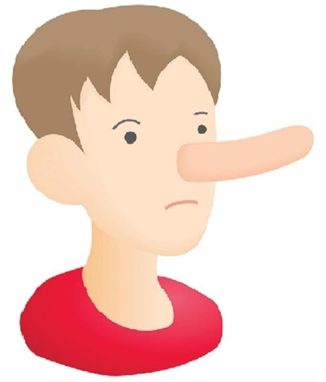 處罰說謊不如鼓勵誠實,孩子才能切實體會說謊無益。(123RF)