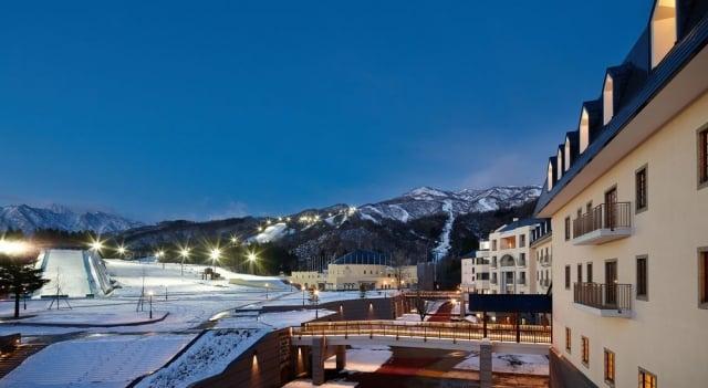 雙子座:日本新瀉妙高市(Hotels.com提供)