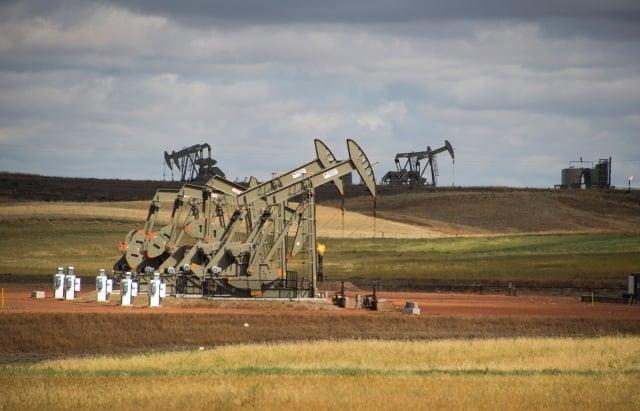國際能源總署最新的5年預估報告表示,美國頁岩油產量持續成長,有望在2024年前取代沙烏地阿拉伯,成為世界最大原油出口國。(Getty Images)