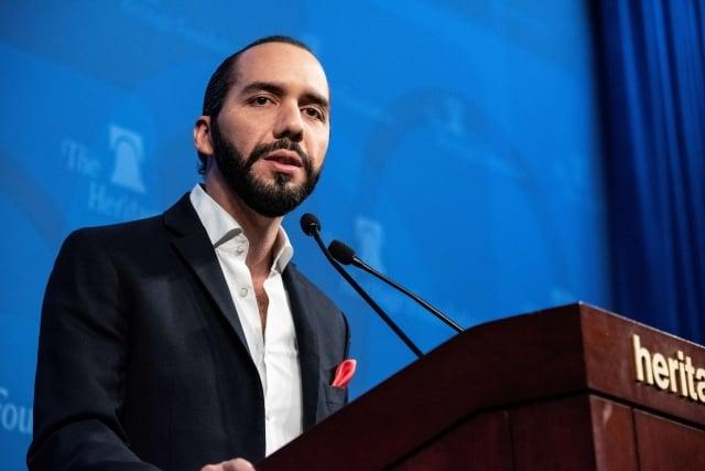 薩爾瓦多新總統當選人布格磊(Nayib Bukele)表示,將重新評估薩國是否應該維持與中共的外交關係。(AFP)