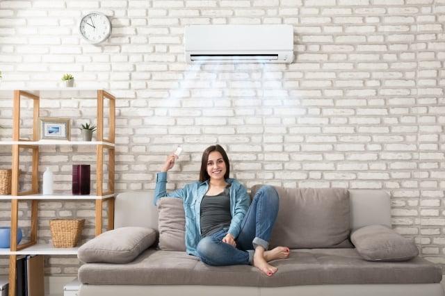 面對各式各樣的冷氣機種,消費者應該如何選購?(123RF)