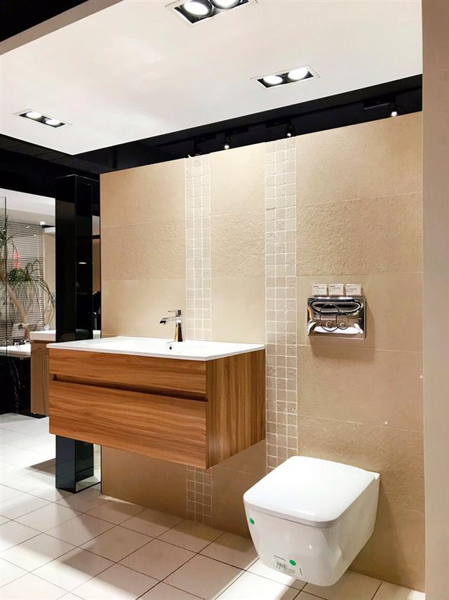 瑭麗莊DoRis智能美學衛浴國內外超過100家飯店、商旅、民宿、汽車旅館持續採用。(瑭麗莊提供)