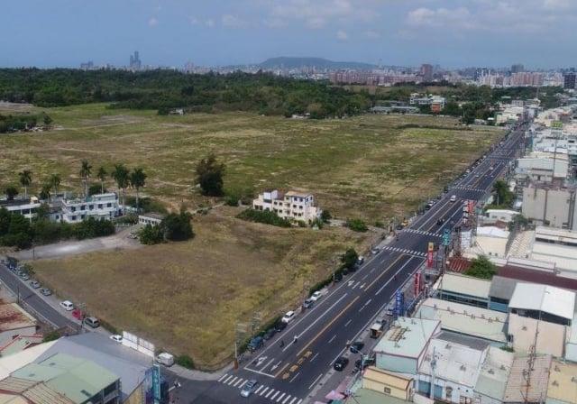 50公頃大寮眷村將展開土地重劃,預計112年完成。(高雄市地政局提供)