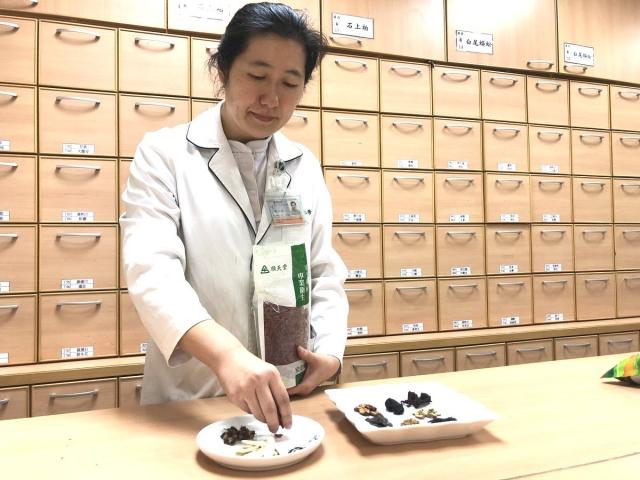 胡仁珍藥師提供符合春季飲食茶飲配方。