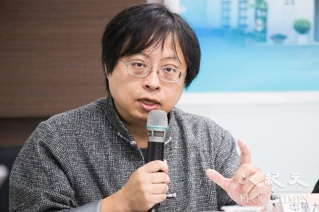 華人民主書院董事主席曾建元受訪時提到,這不單單是藝術表演的問題,而是中國大陸民族主義的情緒,已經被中共政府炒動的非常厲害。圖為資料照。