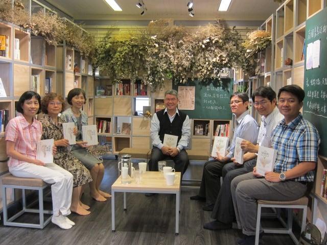 屏東大學與獨立書店「南國青鳥」合作,從3月起在該書店,舉辦9場「屏東學」系列演講。(記者簡惠敏/攝影)